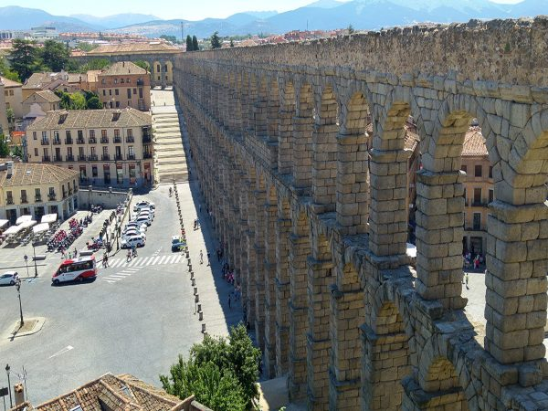 Private Tours Segovia from Madrid